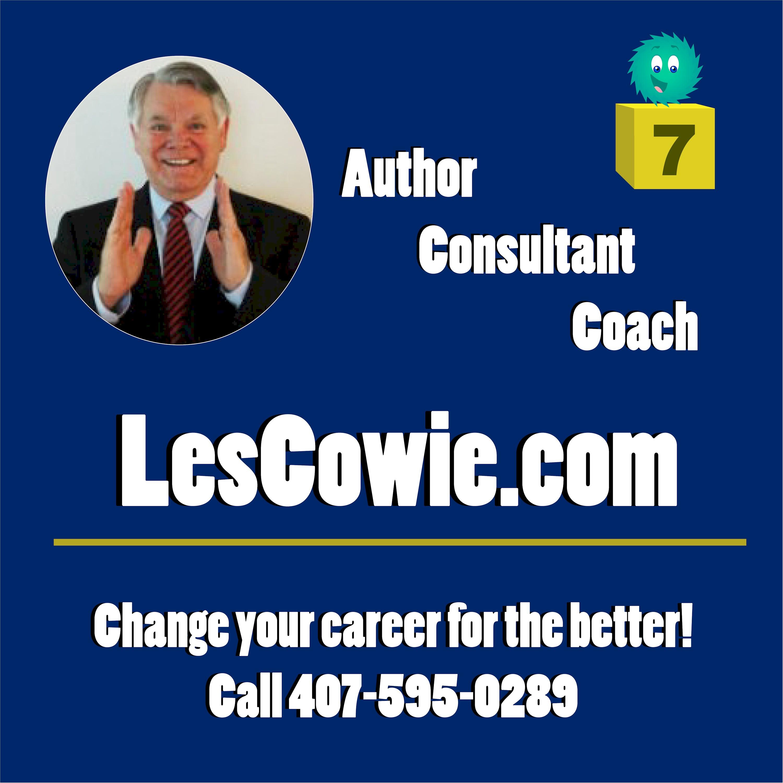 Les Cowie – Author, Consultant & Coach